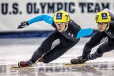 "CHRIS CREVELING: US Short Track Speedskater team member! 2014 Olympic Silver Medalist in the 5000m Team Relay! Five time World Cup medalist, US 1000m National Record Holder & 1000m National Champion! ""I'm gluten free, which makes the ENERGYbits a perfect fit for pre, during and post racing. I'm also always traveling and they are easy to take with me wherever travels take me."" #mybitsareclean"