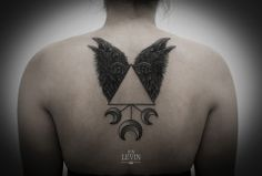 Tattoo by Ien Levin