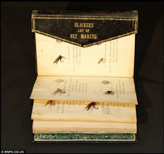 """""""Art and Angling, and Complete System of Fly Making, and Dying of Colours,"""" William Blacker (1842)"""