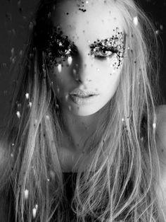 Glitter Sparkle Sequin Eye Face Make-up