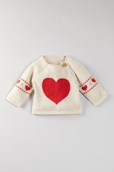 sweet valentine's day sweater