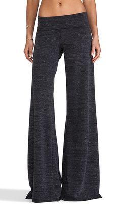Cozy, loose pants