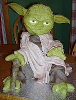 Squish!: Yoda Cake!