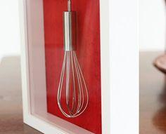 DIY kitchen art