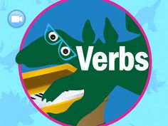 Great verb video :) - this woman has lots of good ideas for learning activities on this board- poetry, grammar etc,