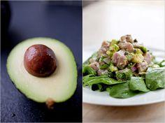 Tuna Ceviche or Tartare With Avocado