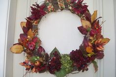 Fall Wreath by allysonc