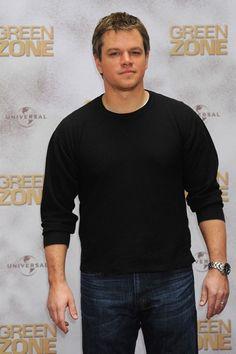 Hottie of the Day - Matt Damon