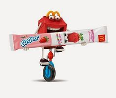 NEW!! GIVEAWAY: McDonald's has a new 'Happy' Meal Ambassador and a Low-Fat Yogurt Side - GIVEAWAY ENDS 7/24/2014: http://ow.ly/zikH0 20 PRIZES AVAILABLE!!!
