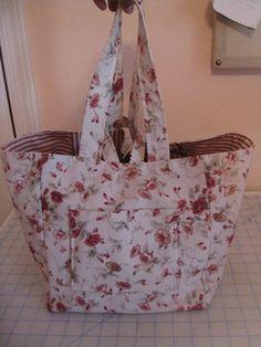 Fat Quarter Sewing Bag...my new favorite!!!!