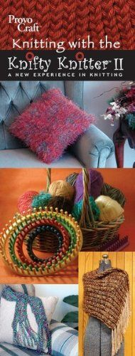 Knifty Knitter Video Instructions