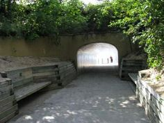 Tunnel Park in Holland, Michigan