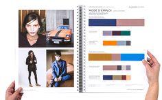 FW14-15 Color Trend Peclers Paris