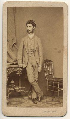 antique hispter - 1860