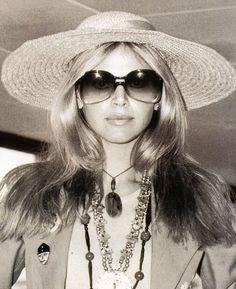 Britt Ekland in 1968