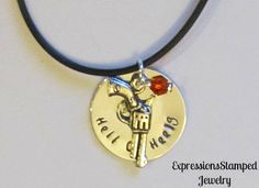 Hell on Heels Necklace - Pistol Annies