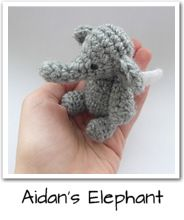 Aidan's Elephant and other free patterns