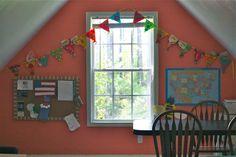 Journey To Josie : Homeschool Room