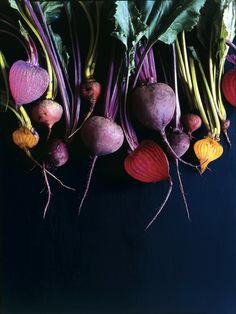 Root Vegetables in Purple  #beets