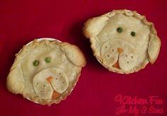 Puppy Pot Pie