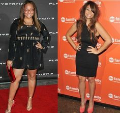 I thought about pinning this in fitness, but Raven Symone is really more of a life role model for me.