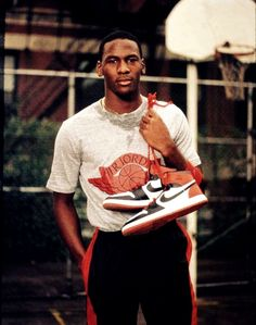 <3 Michael Jordan
