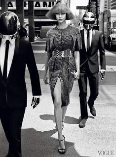 Hedi Slimane for Saint Laurent Suits #vogue