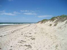 Duck Harbor Beach in Wellfleet, MA Cape Cod