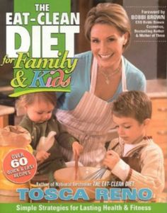 The Eat Clean diet for Family and Kids by @Cora van Niekerk Reno  I love this book and the recipes in it!
