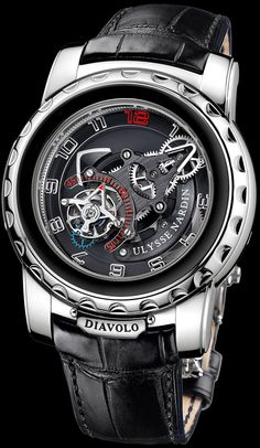 ulysse nardin freak diavolo watch ♥✤