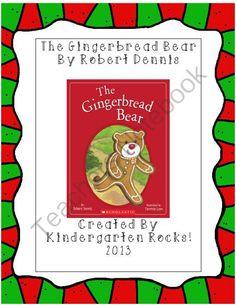 Preschool gingerbread theme on Pinterest | Preschool, Cloud Dough and ...