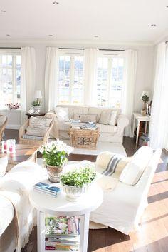 Camilla At Home: Living Room