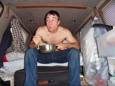 Duke Grad Student Secretly Lived In A Van To Escape Loan Debt [PHOTOS]