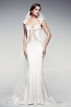 Pallas Couture Spring/Summer 2014 Fleur Blanche Bridal Collection