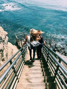 Stairs to summer