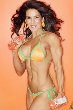 Interview with Amazing Figure Competitor Laura London