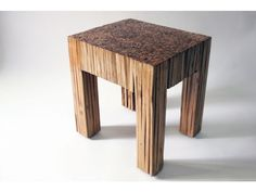 Recycled Bamboo splits Table - Sustainable Design by Alaya Design Studio    Available on Tadpole Store    http://www.tadpolestore.com/table-in-recycled-bamboo-splits.html