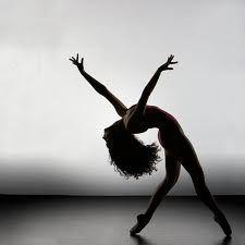 silhouett, ballet dancers, dramas, backgrounds, art