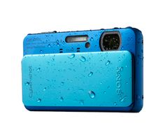 This baby's waterproof - perfect for the people on your holiday shopping list who love the beach! www.sony.com/gmu