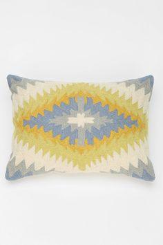Magical Thinking Geo Medallion Pillow