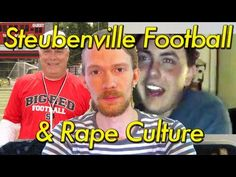Steubenville Football & Rape Culture --  best explanation of pandemic rape culture I've seen in a long time. It directly addresses issue of how 50 KIDS COULD STAND BY during the Steubenville rape and how the attitudes of coaches, teachers, parents, media, etc.put them there.
