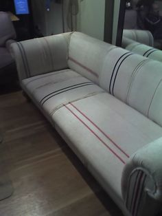DIY: Patchwork Upholstry