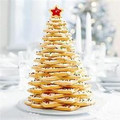 Holiday Cookie Tree Centerpiece from Pillsbury® Baking