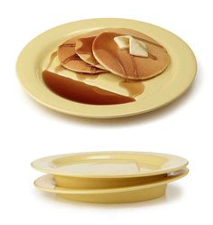 Pancakes Plates, $45