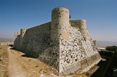 Krak des Chevaliers, Syria awesom architectur, ireland, inspiration, symbol, kilkenni castl, fascin castl, castles, lebanon, military
