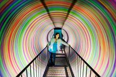 Inversion tunnel - Wonderworks #family #fun