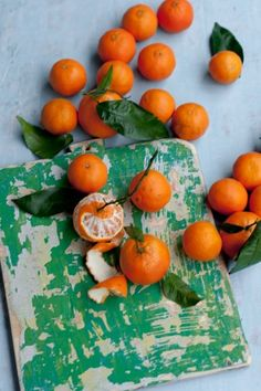 clementines; our family's candy.