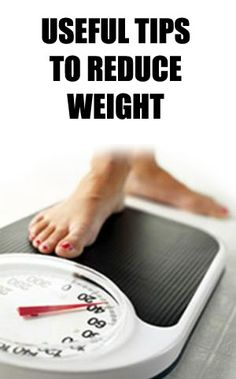It is true that once the weight is reduced and brought down to the desirable level, food intake must be slightly increased. But see that the intake is not too much to start increasing the weight once again