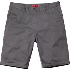 Work Short in Grey