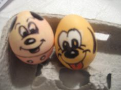 Mickey eggs